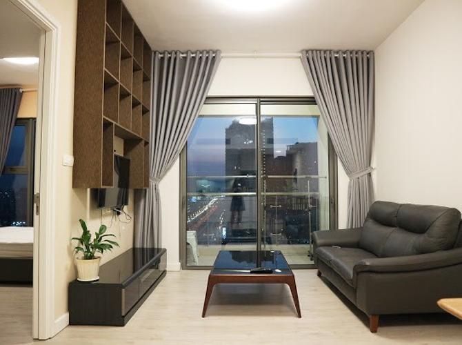 Căn hộ Gateway Thảo Điền tầng cao view Landmark 81, đầy đủ nội thất.