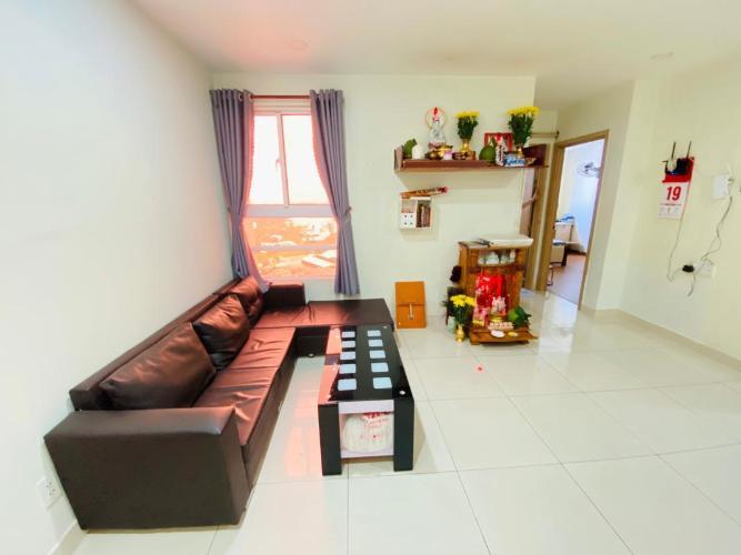 Căn hộ Dream Home Residence đầy đủ nội thất, view tầng cao.