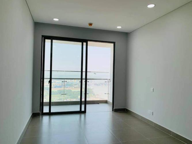 Căn hộ tầng cao River Panorama view phía Nam, nội thất cơ bản.
