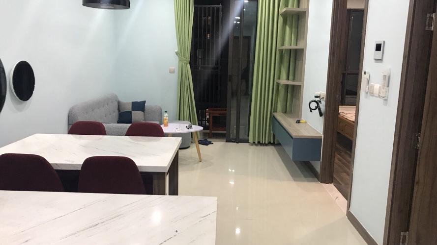 Căn hộ HaDO Centrosa Garden tầng 24, đầy đủ nội thất và tiện ích.