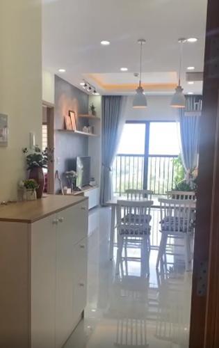 Căn hộ Saigon Avenue tầng 12 cửa hướng Đông, view thoáng mát.