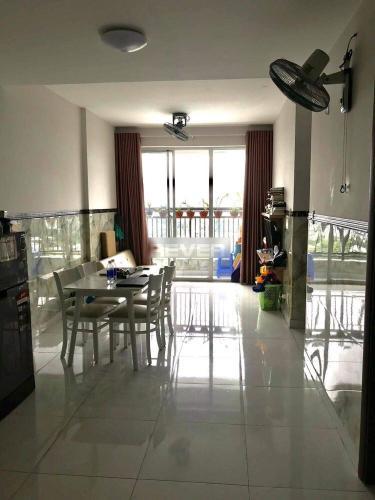 Phòng khách Felix Homes, Gò Vấp Căn hộ Felix Homes đầy đủ nội thất, hướng Đông Bắc.