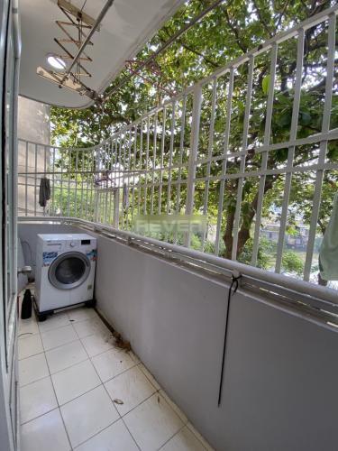 Ban công căn hộ chung cư Ngô Tất Tố , Quận Bình Thạnh Căn hộ chung cư Ngô Tất Tố tầng 1 view nội khu yên tĩnh, nội thất cơ bản.