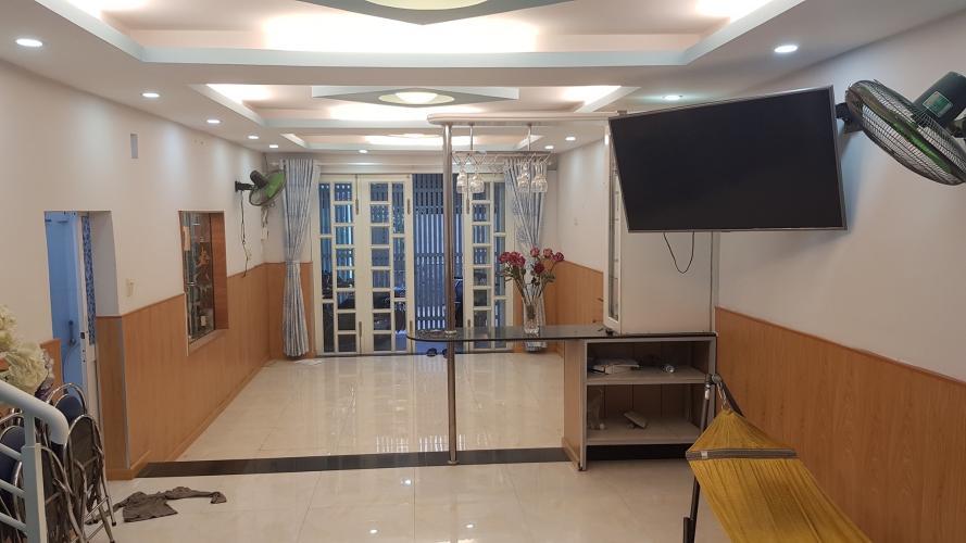 Nhà phố 1 trệt 2 lầu pháp lý đầy đủ quận Tân Bình