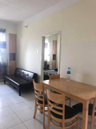 Căn hộ Thái An Apartment tầng cao, view đón nắng và gió mát mẻ.