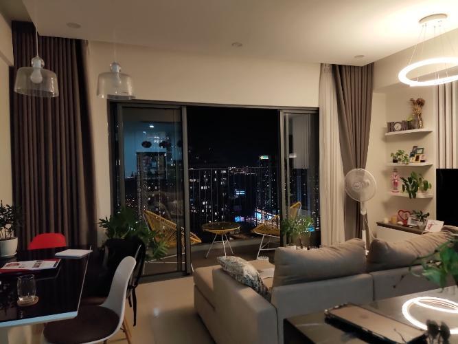 Căn hộ Masteri Thảo Điền tầng cao, đón view thành phố tuyệt đẹp.