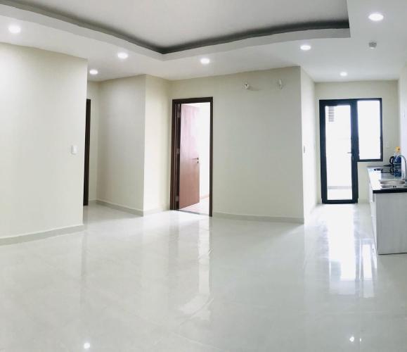 Căn hộ Citrine Apartment tầng 10 diện tích 68m2, nội thất cơ bản.