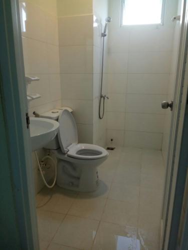 Phòng tắm, Căn hộ Topaz Garden, Quận Tân Phú Căn hộ tầng 14 Topaz Garden hướng Đông Bắc thoáng mát, đầy đủ nội thất.