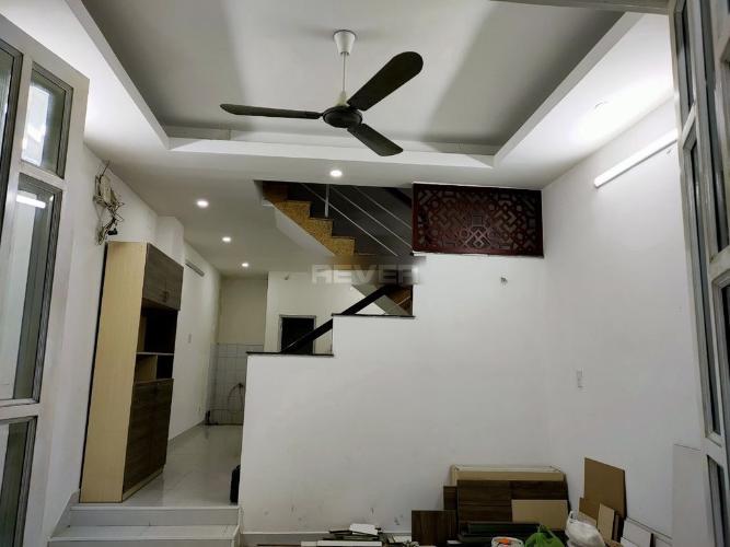 Căn hộ tầng trệt chung cư Him Lam Ba Tơ đầy đủ nội thất, khu an ninh.