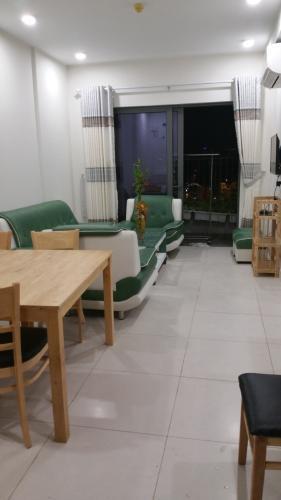 Phòng khách Diamond Lotus, Quận 8 Căn hộ Diamond Lotus