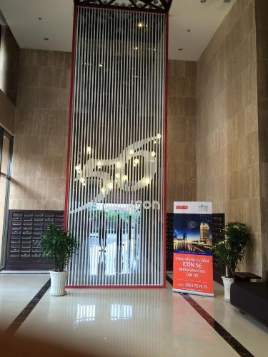Icon 56, Quận 4 Căn hộ Icon 56 tầng trung, nội thất hiện đại tiện nghi.