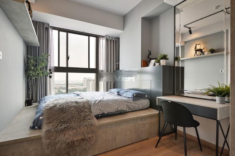 Phòng ngủ Phú Mỹ Hưng Midtown Căn hộ Phú Mỹ Hưng Midtown hướng Đông Bắc, đầy đủ nội thất hiện đại.