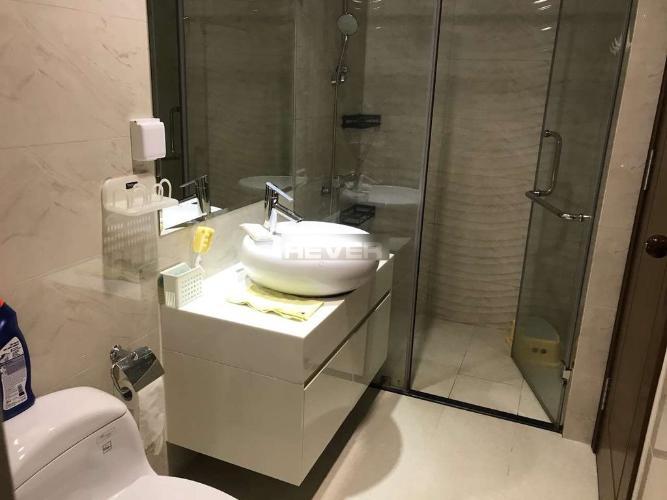 Phòng tắm căn hộ Vinhomes Central Park, Quận Bình Thạnh Căn hộ Vinhomes Central Park đầy đủ nội thất, tiện ích cao cấp.