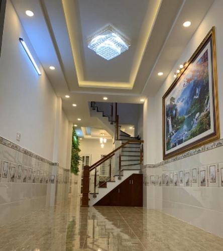 Nhà phố hướng Đông hẻm đường Trần Văn Đang, diện tích đất 23.3m2