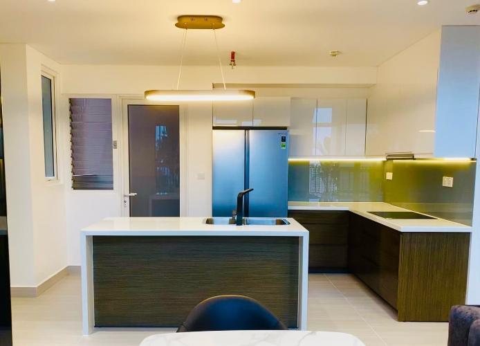 Phòng bếp Vista Verde, Quận 2 Căn hộ Vista Verde tầng cao, view thành phố tuyệt đẹp.