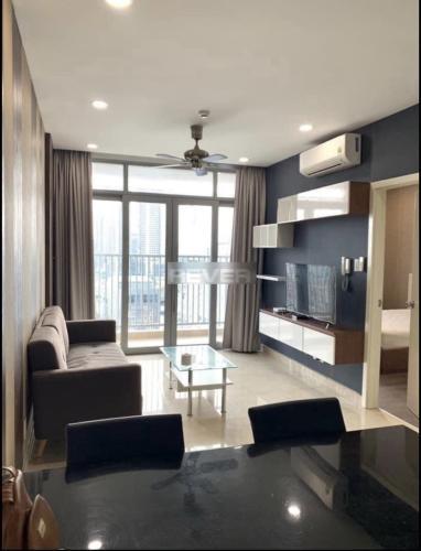 Căn hộ tầng 18 Luxcity hướng Đông view thoáng mát, đầy đủ nội thất.