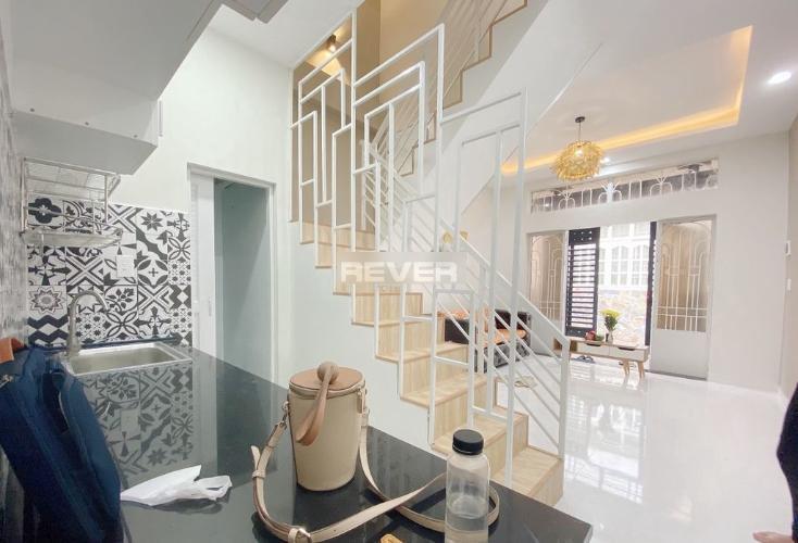 Không gian nhà phố đường Đoàn Thị Điểm Nhà phố trung tâm Quận Phú Nhuận, nội thất cơ bản.