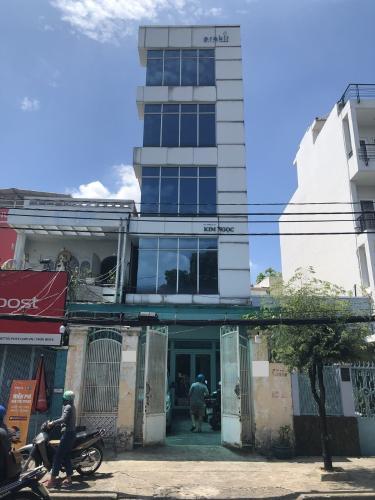 Mặt tiền nhà phố Quận Bình Thạnh Nhà phố mặt tiền đường Phan Chu Trinh, kết cấu 1 trệt 4 lầu có thang máy.