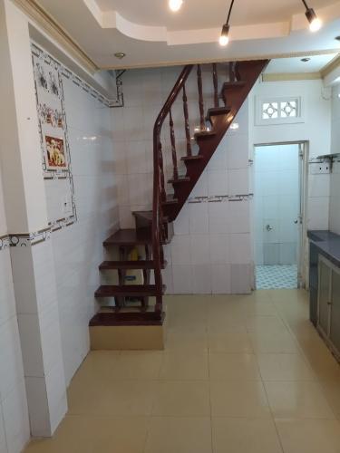 Nhà phố hẻm đường Trần Đình Xu diện tích 18.1m2, sổ hồng riêng.