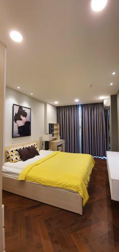 phòng ngủ căn hộ Phú Mỹ Hưng Midtown Căn hộ Phú Mỹ Hưng Midtown 2 phòng ngủ, đầy đủ nội thất.