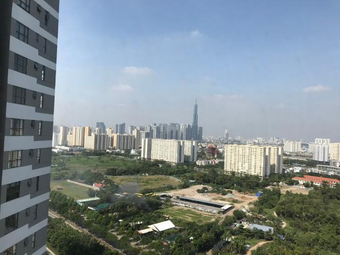 View căn hộ The Sun Avenue Căn hộ The Sun Avenue tầng cao, đầy đủ nội thất, view Landmark 81.