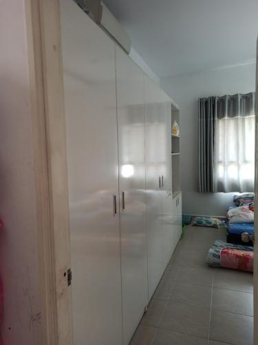 Phòng ngủ Ehome 3, Bình Tân Căn hộ Ehome 3 đầy đủ nội thất, ban công hướng Tây.