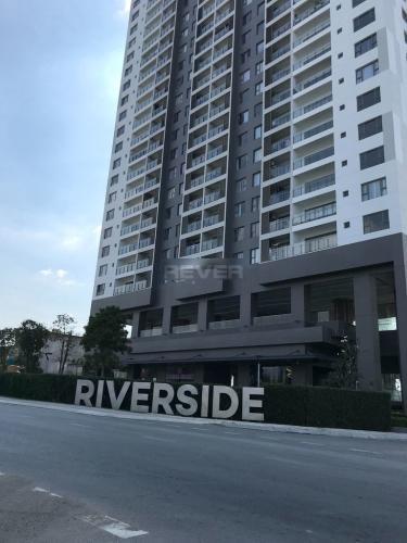 An Gia Riverside, Quận 7 Căn hộ An Gia Riverside đầy đủ nội thất, ban công hướng Nam.