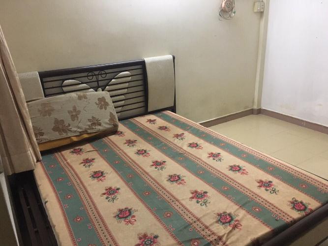 Phòng ngủ căn hộ Nguyễn Thiện Thuật Căn hộ chung cư Nguyễn Thiện Thuật, 1 phòng ngủ, diện tích 35.59m2.