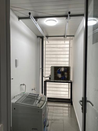 Nội thất căn hộ Celadon City Căn hộ Celadon City đầy đủ tiện nghi, view hướng nội khu.