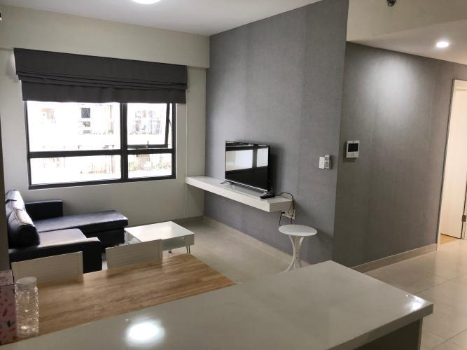 Căn hộ Masteri Thảo Điền tầng 6, view hồ bơi mát mẻ, đầy đủ nội thất.