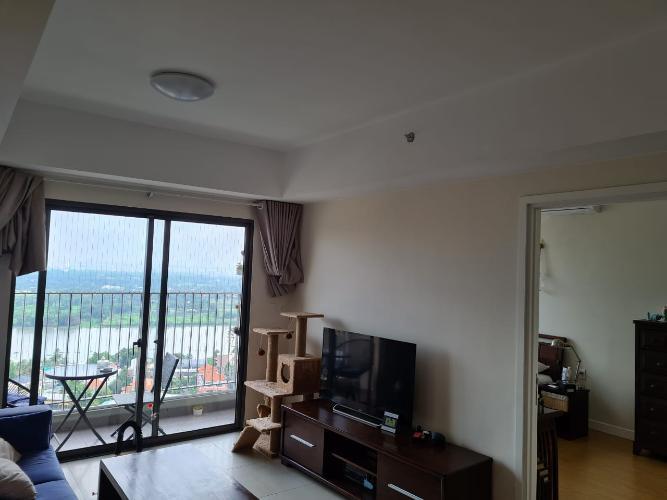 Căn hộ Masteri Thảo Điền tầng cao view sông cực thoáng, đầy đủ nội thất