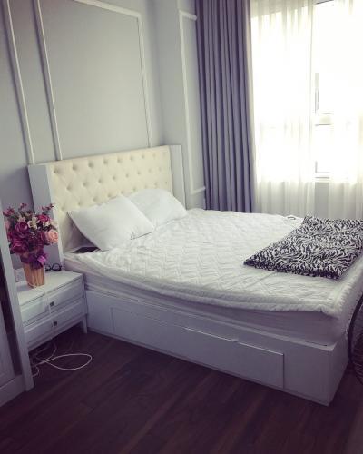 Phòng ngủ căn hộ Lexington Residence, Quận 2 Căn hộ tầng cao Lexington Residence 2 phòng ngủ, đầy đủ nội thất.