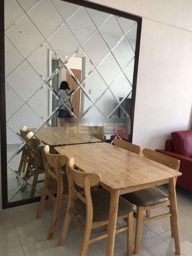 Phòng ăn Prosper Plaza, Quận 12 Căn hộ Prosper Plaza hướng Đông Nam, đầy đủ nội thất.