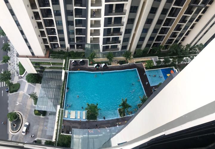 Tiện ích hồ bơi Hado Centrosa Garden, Quận 10 Căn hộ Hado Centrosa Garden tầng cao, 4 phòng ngủ rộng rãi.