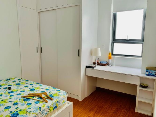 Phòng ngủ căn hộ D-Vela Căn hộ tầng 7 D-Vela view thành phố, ban công hướng Đông.