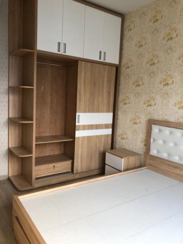 Phòng ngủ căn hộ Celadon City Căn hộ Celadon City đầy đủ tiện nghi, view hướng nội khu.