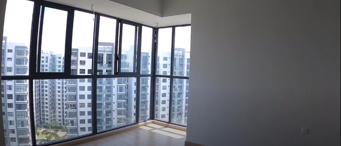Phòng ngủ Celadon City, Tân Phú Căn hộ Duplex Celadon City tầng trung, view thành phố sầm uất.
