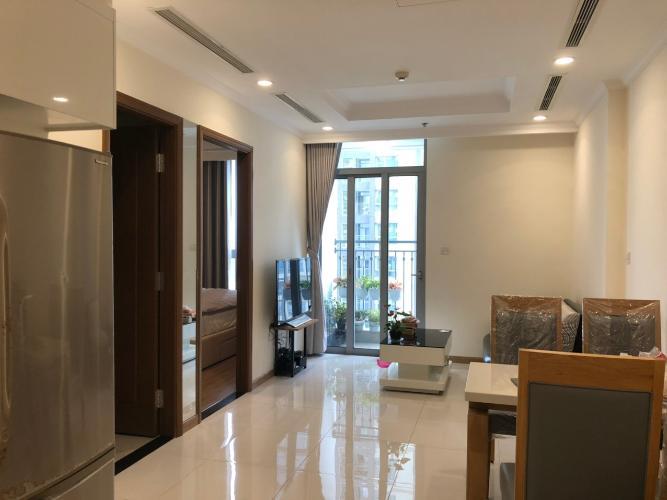 Phòng khách Căn hộ Vinhomes Central Park Căn hộ tháp Landmark 4 tầng 30 Vinhomes Central Park nội thất đầy đủ