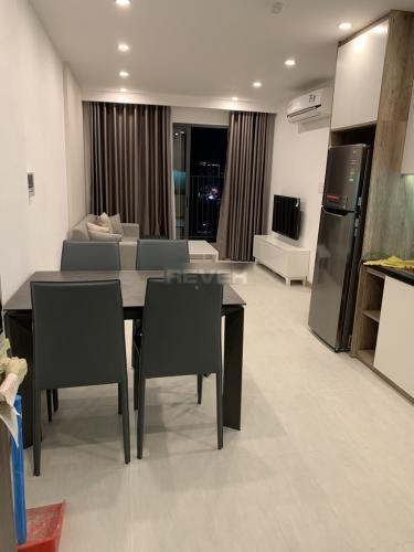 Căn hộ Lavida Plus tầng cao, nội thất đầy đủ.