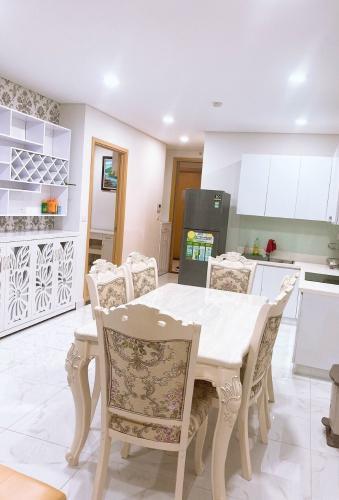 Nhà bếp căn hộ An Gia Skyline, Quận 7 Căn hộ tầng cao An Gia Skyline bàn giao đủ nội thất tiện nghi.