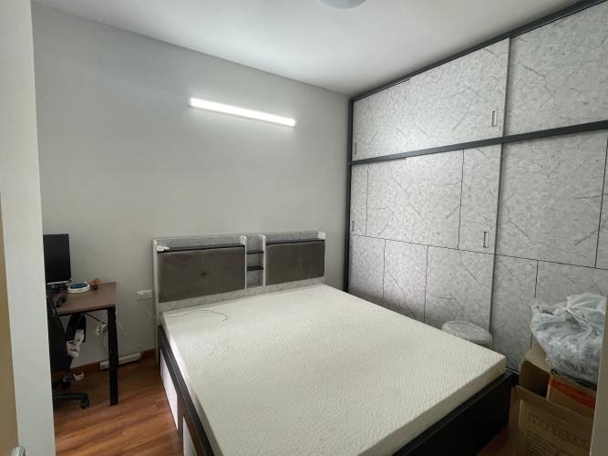 Phòng ngủ Carillon 7, Tân Phú Căn hộ Carillon 7 nội thất cơ bản, ban công hướng Tây.