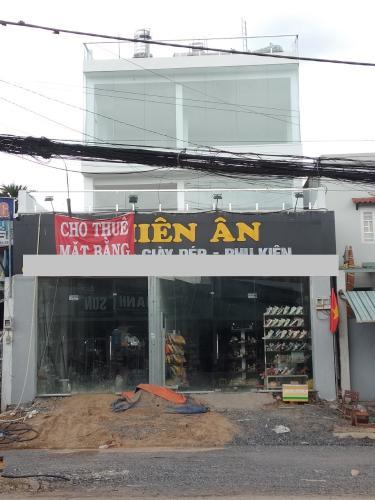 Mặt bằng kinh doanh Huyện Hóc Môn Mặt bằng kinh doanh đường Đặng Thúc Vịnh, diện tích 80m2 tiện kinh doanh.