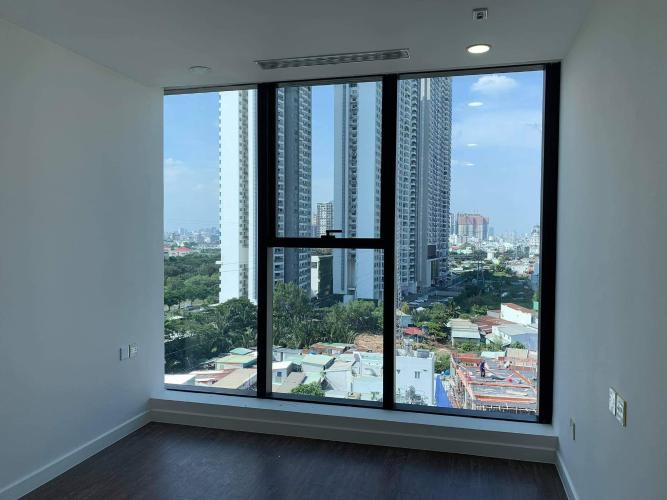 Phòng ngủ căn hộ Sunshine City SaiGon, Quận 7 Căn hộ Sunshine City Saigon tầng 7 gồm 2 phòng ngủ, nội thất cơ bản.