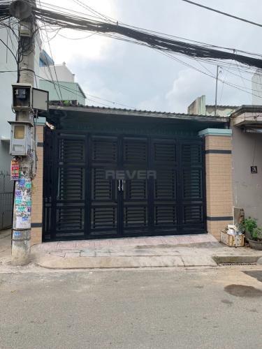 Đường nhà phố Tăng Nhơn Phú A, Quận 9 Nhà cấp 4 hướng Tây Bắc sổ hồng chính chủ, mặt tiền đường số 102.