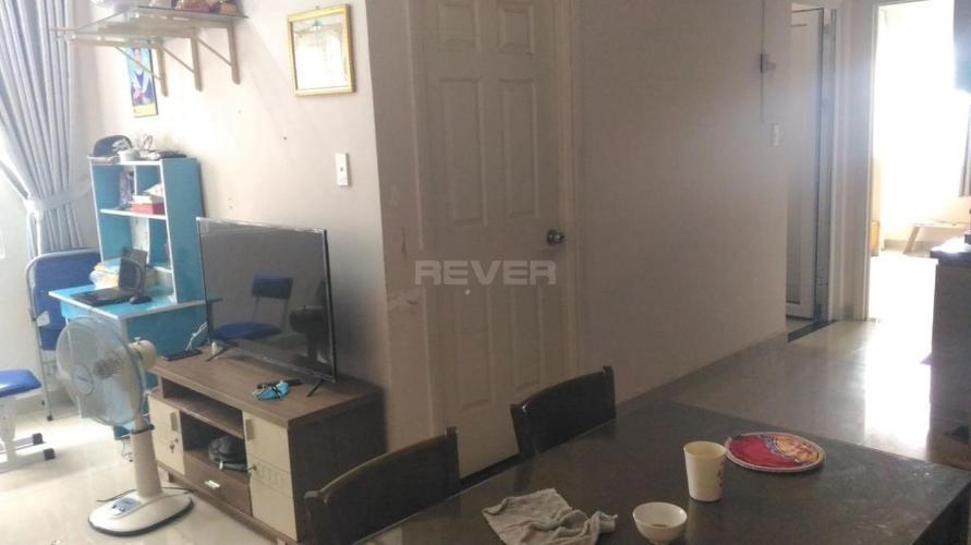 Căn hộ Đạt Gia Residence tầng 19 nội thất cơ bản, tiện ích đầy đủ.