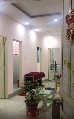 Căn hộ chung cư Nguyễn Kim hướng Bắc, nội thất cơ bản.