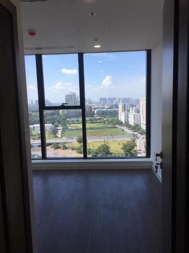 phòng ngủ căn hộ Sunshine City Saigon Căn hộ Sunshine City Saigon tầng 3 nội thất cơ bản