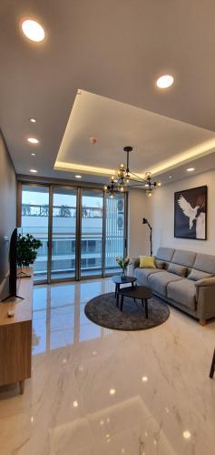 Căn hộ Phú Mỹ Hưng Midtown 2 phòng ngủ, đầy đủ nội thất.
