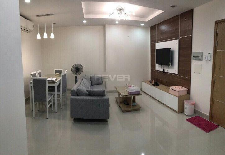 Căn hộ Him Lam Riverside nội thất cơ bản, ban công Đông Nam.