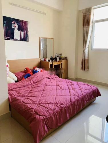 Phòng ngủ căn hộ Soho Riverview, Bình Thạnh Căn hộ tầng 4 Soho Riverview cửa hướng Đông Nam, nội thất cơ bản.